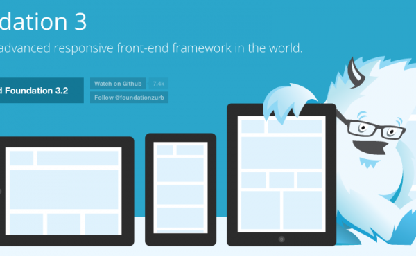 6 Responsive Bootstraps and Theme Starters